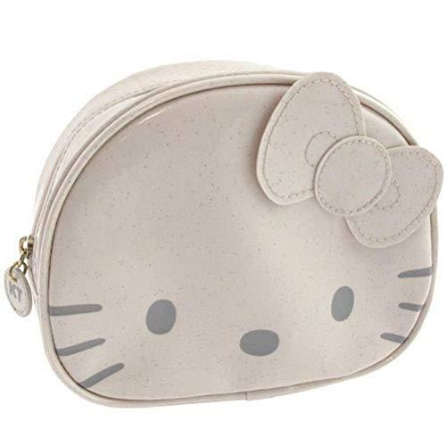 Hello Kitty Trousse cosmétique Camomilla Blanc pailletée