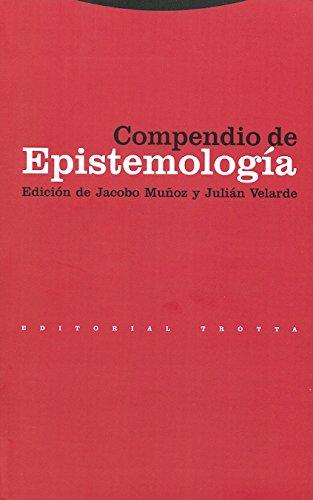 Compendio De Epistemología (Estructuras y Procesos. Filosofía)
