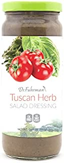 Dr. Fuhrman's Tuscan Herb Salad Dressing