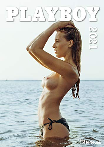 Playboy 2021 - Wand-Kalender - Erotik-Kalender - 29,7x42 - Frauen