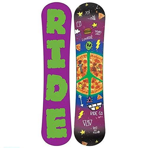 RIDE(ライド) キッズ ボーイズ LOWRIDE ローライド スノーボード スノボ 板 ユース ロッカー lowride-120
