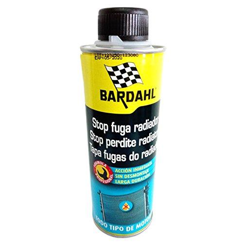 Additif anti-perdita Bardahl Cooling Radiateur Stop Leak – 500 ml