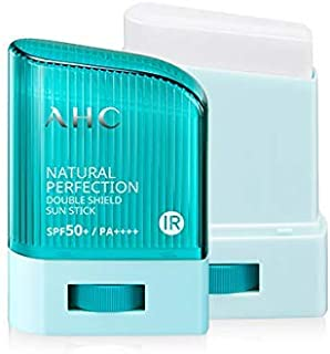 AHC Natural Perfection Double Shield Sun Stick 14g SPF50+ PA++++