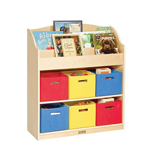 guidecraft book display - 1
