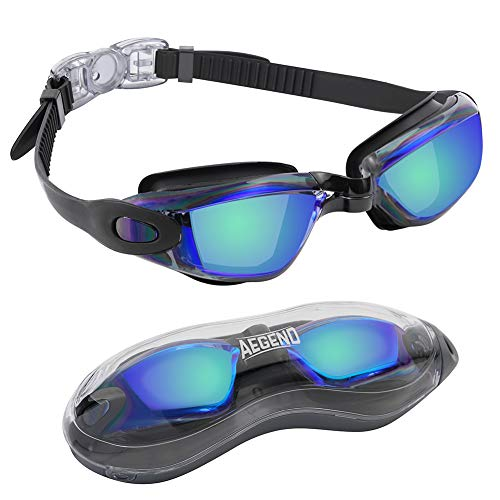 Best Swim Goggles For Wide Face