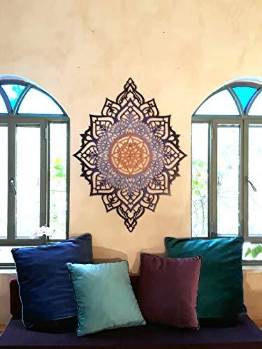 Mandala Boho Wall Art