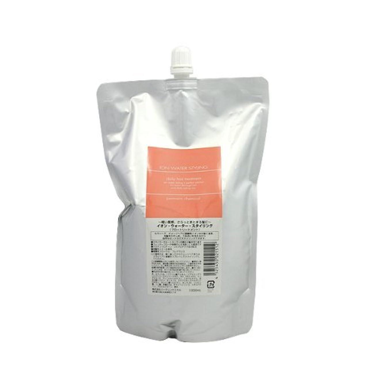 ゴミ箱異常な咳イオンウォーター スタイリング 1000ml リフィル