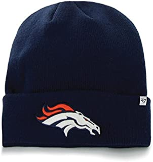 1901a8518  47 Brand Team Color Cuff Beanie Hat - NFL Cuffed Football Winter Knit  Toque Cap ·