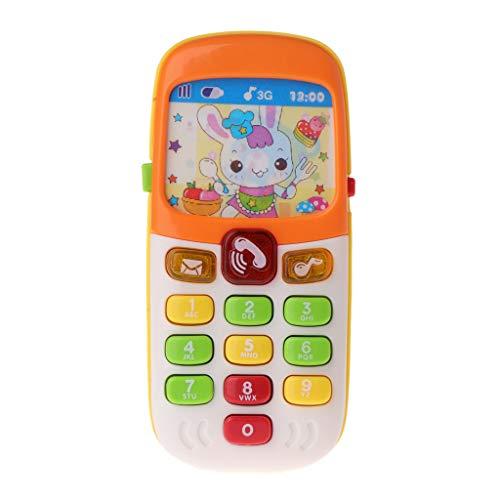 SUCHUANGUANG Bébé Jouet Téléphone Mobile Enfant...