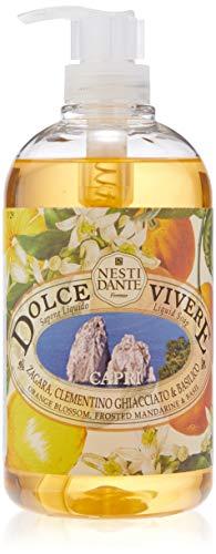 Nesti Dante Liquid Soap Dolce Vivere Capri, 500 ml