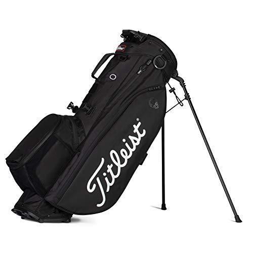 Titleist - Players 4 Plus Golf Bag - Black