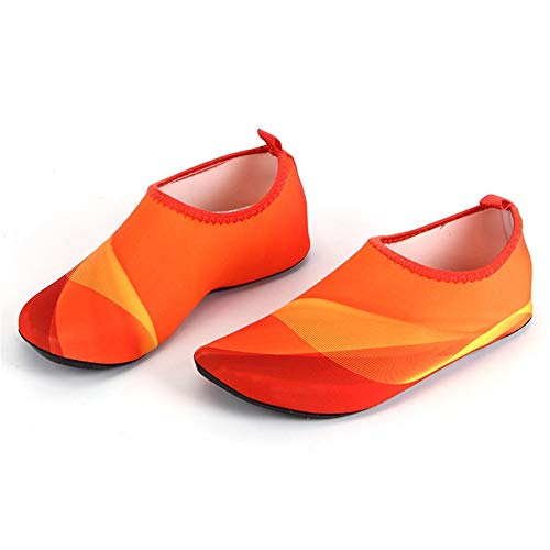 DAG-Diving Equipment Equipo de Buceo Zapatos acuáticos Pareja Zapatos de Playa Esquí acuático Zapatillas de natación Zapatillas Suaves Descalzas Zapatillas de Buceo