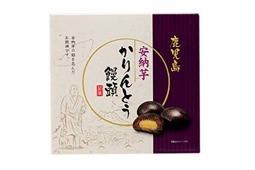 ユタカ商会 安納芋かりんとう饅頭 10個