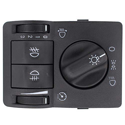 Lichtschalter für Astra G Caravan G CC G Kasten G Klasseic Caravan G Stufenheck