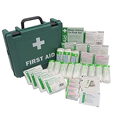 HSE Standard 20 Person Workplace First Aid Kit from Safety First Aid
