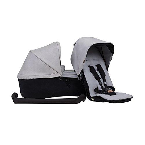Mountain Buggy DUETFPS V3-6 Silver Family Pack Zusatzsitz für Kinderwagen