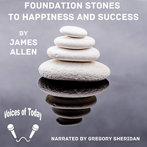 Foundation Stones to Happiness and Success Titelbild