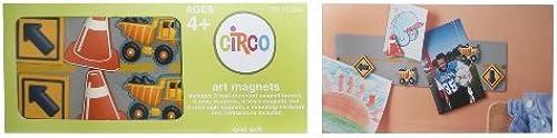 Todos los productos obtienen hasta un 34% de descuento. Circo Art Magnet Set - Construction by by by Circo Baby  precio razonable
