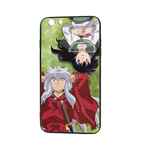 Funda para Apple iPhone 6 / 6s, Inuyasha Manga Anime Comic Nueva Funda de TPU