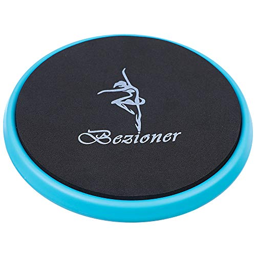 Bezioner Ballett Turnboard und Spin Turning Boards für Tänzer Gymnastik Ballett Equipment für Balance-Training Technik blau
