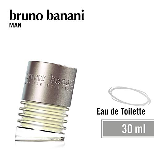 Coty Beauty Germany GmbH, Consumer Bruno banani man - eau de toilette natural spray - herb-aromatisches herren parfüm - 1 er pack 1 x 30ml