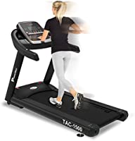 PowerMax Fitness TAC-1500 (5.5 HP) Motorized Treadmill with Free Installation, 3 Years Motor Warranty, Commercial &...