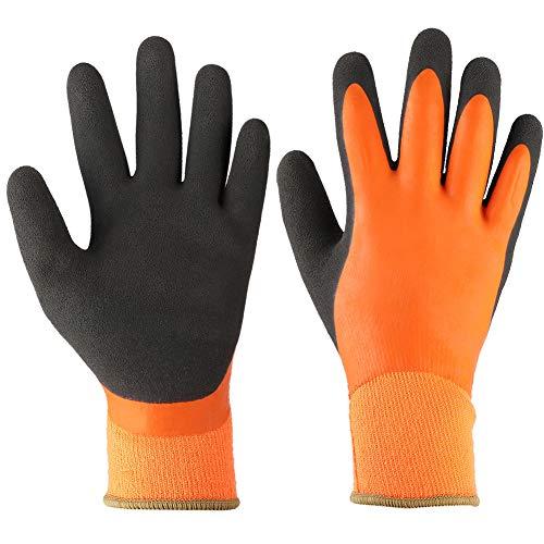 Katoen Handschoenen Waterdichte Werkende Handschoenen Tuin Winter Handschoenen Rijhandschoenen Hardloophandschoenen Skiën Handschoenen Klimhandschoenen Rijhandschoenen L
