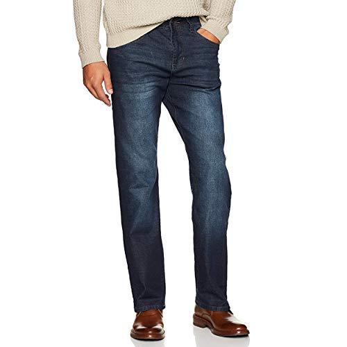 Tom Tailor Uomo Jeans trad Relaxed con cintura