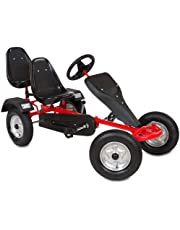 TecTake Go Kart Coche con Pedales