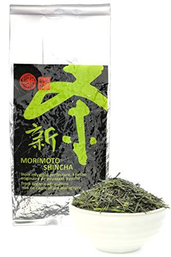 Morimoto Shincha 50g Ernte 2019, Grüner Tee Japan Lose, Japanischer Kabuse Sencha Grüntee, Green Tea - TeaClub