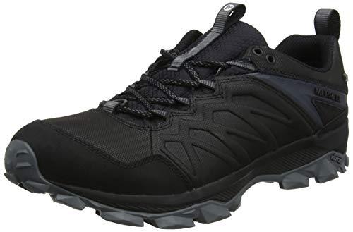 Merrell Thermo Freeze WP, Chaussures de Randonnée Basses Homme, Noir (Black), 43 EU