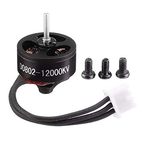 4pcs 0802 Motor 12000KV Brushless Motors for FPV Racing Tiny Whoop 2S Brushless Whoop Drone Beta75Pro 2 Beta65 Pro 2