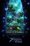 GUANGMANG Kit De Pintura Al Óleo Por Número Para Adultos Principiantes, 40,6 X 60,9 Cm – Posters De Películas El Árbol De Los Deseos, Decoración De Navidad Regalos