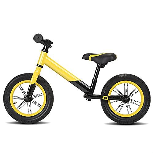 YWSZJ Coche de Juguete Multicolor para niños Scooter para niños Rueda de monopatín de 14 Pulgadas Versión Mejorada