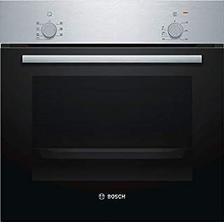 Bosch Serie | 2 60 cm 66 L Stainless Steel Built In Oven HBF010BR0Z (Steel/Black)