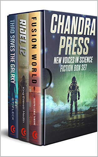 Chandra Press: New Voices in Science Fiction Box Set: A Collection of Epic Science Fiction from New Authors - 3 Full Novels (Chandra Press New Voices Book 1) (English Edition)