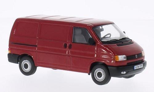 VW T4, dunkelrot, Modellauto, Fertigmodell, Premium ClassiXXs 1:43