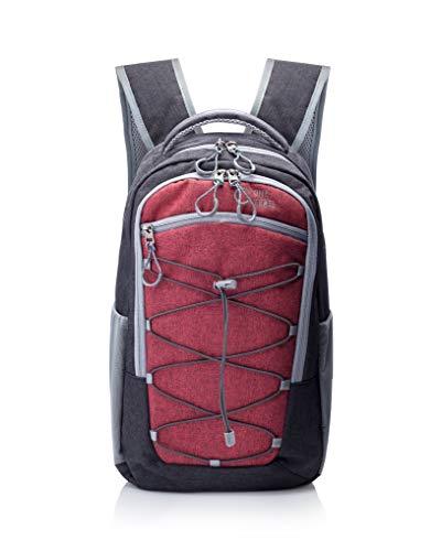 One Trail Dipsea Daypack | 12L Hiking Pack (Crimson)