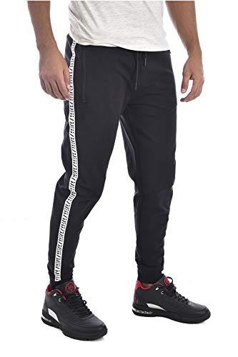 Pantalón de chándal para Hombre Guess en Tejido Negro U94Q17K6XF0-A996