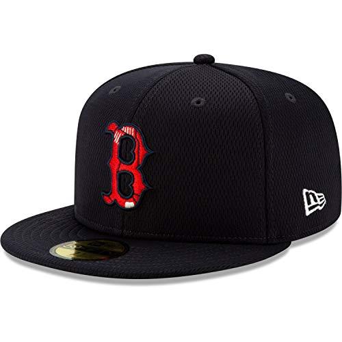 New Era MLB Boston Red Sox Properties 59Fifty - Gorra, Color Azul Azul 7 1/2 (59.6cm)