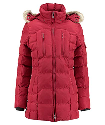 Wellensteyn Hollywood Damen Jacke DarkRed XS
