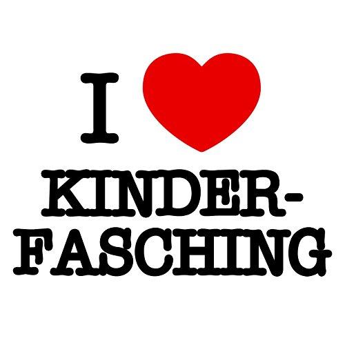 I Love Kinderfasching