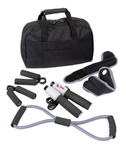 TOPICO Esterilla de gimnasia unisex juvenil 56-0605019, color negro, talla única