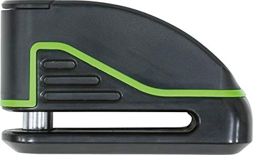 Citadel 73085 Bremsscheibenschloss für Motorrad, 12 mm, Schwarz