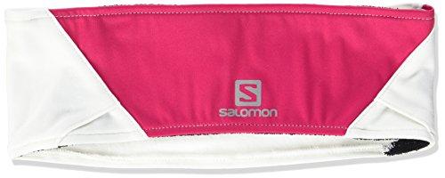 SALOMON Training Headband - Kappe für Herren, Farbe Weiß, Größe OSFA
