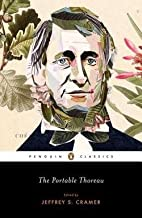 The Portable Thoreau (Paperback - Revised Ed.)--by Henry David Thoreau [2012 Edition]