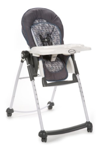 Safety 1st Comfy Seat High Chair, Facet