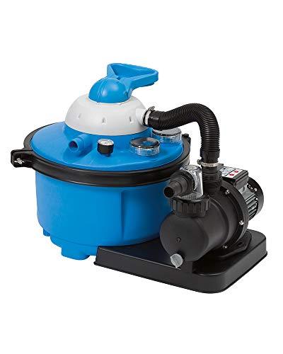 MEINPOOL24.DE Filteranlage Speed Clean Comfort 50 Poolfilter Sandfilter für Pools bis 33.000 Liter