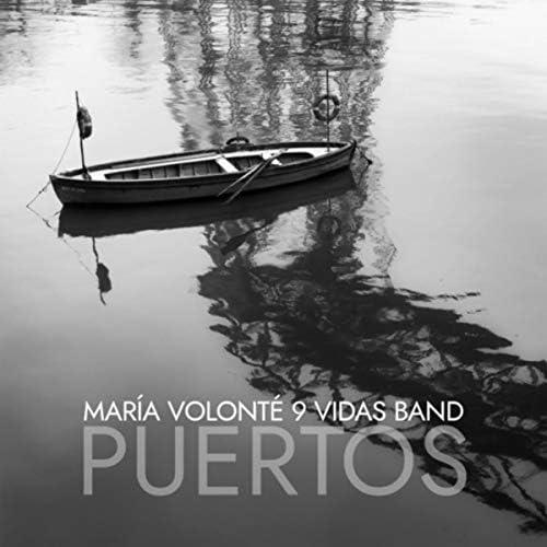 Maria Volonte 9 Vidas Band