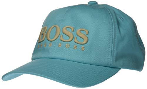 BOSS Fero-4 Gorra de bisbol, Turquoise/Aqua444, Talla única para Hombre